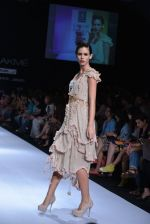Model walk the ramp for Rehane Show at Lakme Fashion Week 2013 Day 1 in Grand Hyatt, Mumbai on 22nd March 2013 (40).JPG