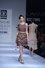 Model walk the ramp for Rehane Show at Lakme Fashion Week 2013 Day 1 in Grand Hyatt, Mumbai on 22nd March 2013 (41).JPG