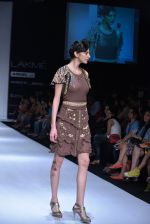 Model walk the ramp for Rehane Show at Lakme Fashion Week 2013 Day 1 in Grand Hyatt, Mumbai on 22nd March 2013 (44).JPG