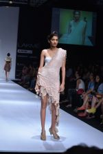 Model walk the ramp for Rehane Show at Lakme Fashion Week 2013 Day 1 in Grand Hyatt, Mumbai on 22nd March 2013 (48).JPG