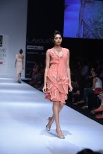 Model walk the ramp for Rehane Show at Lakme Fashion Week 2013 Day 1 in Grand Hyatt, Mumbai on 22nd March 2013 (52).JPG