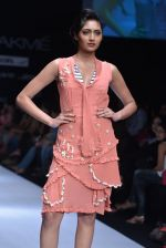Model walk the ramp for Rehane Show at Lakme Fashion Week 2013 Day 1 in Grand Hyatt, Mumbai on 22nd March 2013 (53).JPG