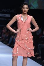 Model walk the ramp for Rehane Show at Lakme Fashion Week 2013 Day 1 in Grand Hyatt, Mumbai on 22nd March 2013 (54).JPG