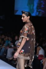 Model walk the ramp for Rehane Show at Lakme Fashion Week 2013 Day 1 in Grand Hyatt, Mumbai on 22nd March 2013 (60).JPG