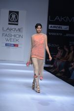 Model walk the ramp for Rehane Show at Lakme Fashion Week 2013 Day 1 in Grand Hyatt, Mumbai on 22nd March 2013 (61).JPG