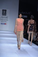 Model walk the ramp for Rehane Show at Lakme Fashion Week 2013 Day 1 in Grand Hyatt, Mumbai on 22nd March 2013 (62).JPG
