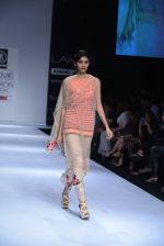 Model walk the ramp for Rehane Show at Lakme Fashion Week 2013 Day 1 in Grand Hyatt, Mumbai on 22nd March 2013 (63).JPG