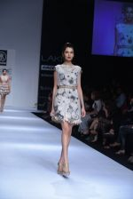 Model walk the ramp for Rehane Show at Lakme Fashion Week 2013 Day 1 in Grand Hyatt, Mumbai on 22nd March 2013 (67).JPG