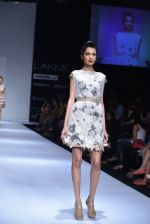 Model walk the ramp for Rehane Show at Lakme Fashion Week 2013 Day 1 in Grand Hyatt, Mumbai on 22nd March 2013 (68).JPG