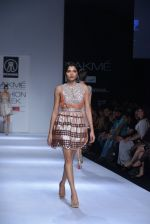 Model walk the ramp for Rehane Show at Lakme Fashion Week 2013 Day 1 in Grand Hyatt, Mumbai on 22nd March 2013 (71).JPG