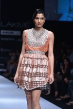 Model walk the ramp for Rehane Show at Lakme Fashion Week 2013 Day 1 in Grand Hyatt, Mumbai on 22nd March 2013 (75).JPG