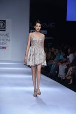 Model walk the ramp for Rehane Show at Lakme Fashion Week 2013 Day 1 in Grand Hyatt, Mumbai on 22nd March 2013 (77).JPG