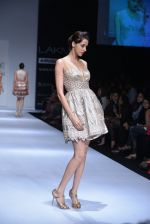 Model walk the ramp for Rehane Show at Lakme Fashion Week 2013 Day 1 in Grand Hyatt, Mumbai on 22nd March 2013 (80).JPG