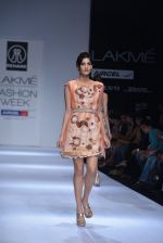 Model walk the ramp for Rehane Show at Lakme Fashion Week 2013 Day 1 in Grand Hyatt, Mumbai on 22nd March 2013 (81).JPG