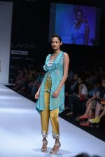Model walk the ramp for Rehane Show at Lakme Fashion Week 2013 Day 1 in Grand Hyatt, Mumbai on 22nd March 2013 (88).JPG