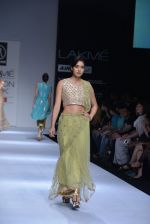 Model walk the ramp for Rehane Show at Lakme Fashion Week 2013 Day 1 in Grand Hyatt, Mumbai on 22nd March 2013 (90).JPG