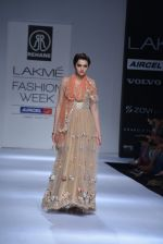 Model walk the ramp for Rehane Show at Lakme Fashion Week 2013 Day 1 in Grand Hyatt, Mumbai on 22nd March 2013 (94).JPG