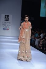 Model walk the ramp for Rehane Show at Lakme Fashion Week 2013 Day 1 in Grand Hyatt, Mumbai on 22nd March 2013 (96).JPG