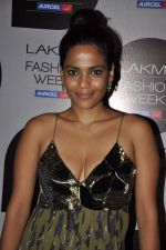 Priyanka Bose on Day 1 at Lakme Fashion Week 2013 in Grand Hyatt, Mumbai on 22nd March 2013 (140).JPG