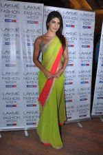 Priyanka Chopra at Manish Malhotra Show at Lakme Fashion Week 2013 Day 1 in Grand Hyatt, Mumbai on 22nd March 2013 (126).JPG