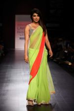 Priyanka Chopra walk the ramp for Manish Malhotra Show at Lakme Fashion Week 2013 Day 1 in Grand Hyatt, Mumbai on 22nd March 2013 (140).JPG