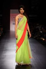Priyanka Chopra walk the ramp for Manish Malhotra Show at Lakme Fashion Week 2013 Day 1 in Grand Hyatt, Mumbai on 22nd March 2013 (141).JPG
