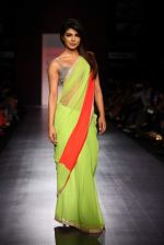 Priyanka Chopra walk the ramp for Manish Malhotra Show at Lakme Fashion Week 2013 Day 1 in Grand Hyatt, Mumbai on 22nd March 2013 (142).JPG