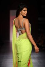 Priyanka Chopra walk the ramp for Manish Malhotra Show at Lakme Fashion Week 2013 Day 1 in Grand Hyatt, Mumbai on 22nd March 2013 (143).JPG