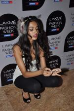 Sarah Jane Dias on Day 1 at Lakme Fashion Week 2013 in Grand Hyatt, Mumbai on 22nd March 2013 (127).JPG