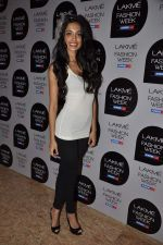 Sarah Jane Dias on Day 1 at Lakme Fashion Week 2013 in Grand Hyatt, Mumbai on 22nd March 2013 (128).JPG