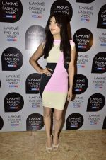 Shruti Hassan on Day 1 at Lakme Fashion Week 2013 in Grand Hyatt, Mumbai on 22nd March 2013 (84).JPG