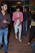 Siddharth Malhotra at Manish Malhotra Show at Lakme Fashion Week 2013 Day 1 in Grand Hyatt, Mumbai on 22nd March 2013 (48).JPG
