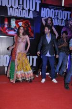 Sunny Leone and Tusshar Kapoor Promotes Shootout at Wadala in PVR, Mumbai on 22nd March 2013 (16).JPG