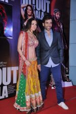 Sunny Leone and Tusshar Kapoor Promotes Shootout at Wadala in PVR, Mumbai on 22nd March 2013 (25).JPG