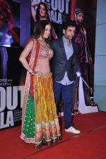 Sunny Leone and Tusshar Kapoor Promotes Shootout at Wadala in PVR, Mumbai on 22nd March 2013 (27).JPG