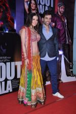 Sunny Leone and Tusshar Kapoor Promotes Shootout at Wadala in PVR, Mumbai on 22nd March 2013 (28).JPG