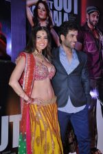 Sunny Leone and Tusshar Kapoor Promotes Shootout at Wadala in PVR, Mumbai on 22nd March 2013 (29).JPG