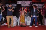 Sunny Leone and Tusshar Kapoor Promotes Shootout at Wadala in PVR, Mumbai on 22nd March 2013 (62).JPG