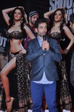 Tusshar Kapoor Promotes Shootout at Wadala in PVR, Mumbai on 22nd March 2013 (75).JPG