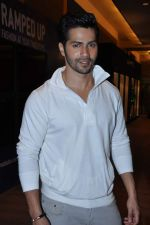 Varun Dhawan at Manish Malhotra Show at Lakme Fashion Week 2013 Day 1 in Grand Hyatt, Mumbai on 22nd March 2013 (1).JPG