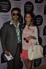 on Day 1 at Lakme Fashion Week 2013 in Grand Hyatt, Mumbai on 22nd March 2013 (11).JPG