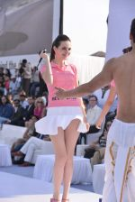 at Delna Poonawala fashion show for Amateur Riders Club Porsche polo cup in Mumbai on 23rd March 2013 (121).JPG