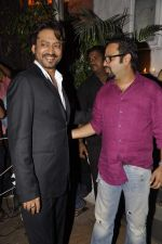 Irrfan Khan at Nikhil Advani_s bday bash in Olive, Mumbai on 23rd March 2013 (66).JPG