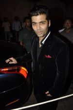 Karan Johar at Nikhil Advani_s bday bash in Olive, Mumbai on 23rd March 2013 (141).JPG