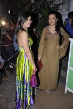 Mini Mathur, Maria Goretti at Nikhil Advani_s bday bash in Olive, Mumbai on 23rd March 2013 (85).JPG