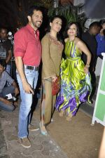 Mini Mathur, Maria Goretti, Kabir Khan at Nikhil Advani_s bday bash in Olive, Mumbai on 23rd March 2013 (87).JPG