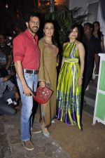 Mini Mathur, Maria Goretti, Kabir Khan at Nikhil Advani_s bday bash in Olive, Mumbai on 23rd March 2013 (92).JPG