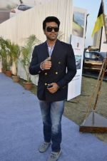Ram Charan Teja at Delna Poonawala fashion show for Amateur Riders Club Porsche polo cup in Mumbai on 23rd March 2013 (138).JPG