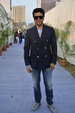 Ram Charan Teja at Delna Poonawala fashion show for Amateur Riders Club Porsche polo cup in Mumbai on 23rd March 2013 (141).JPG