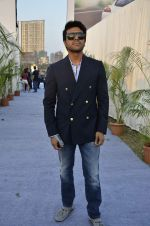 Ram Charan Teja at Delna Poonawala fashion show for Amateur Riders Club Porsche polo cup in Mumbai on 23rd March 2013 (143).JPG